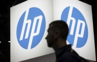 HP revenue falls on weak PC sales, lower demand for services