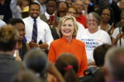 Clinton win big on super tuesday