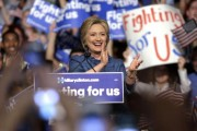 History made, Clinton first female US presidential nominee